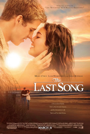 the last song main characters